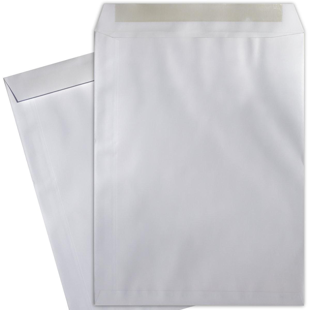 PaperPapers Superbuy Catalog Econo Shipping envelopes Economical White Wove 10-x-13 Bulk 24lb Envelopes 500-pk Mailing Literature and organizing Paperwork