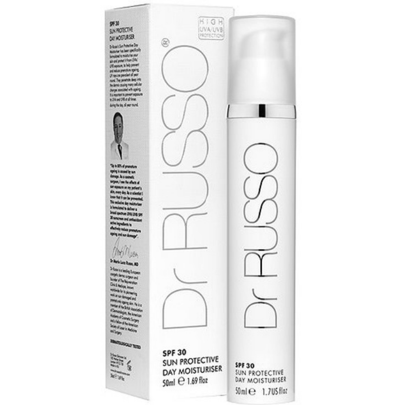 Image of Dr Russo Sun Protective All Day Moisturizer SPF 30