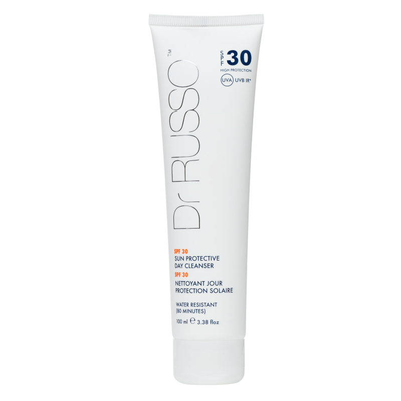 Image of Dr Russo SPF 30 Sun Protective Day Cleanser