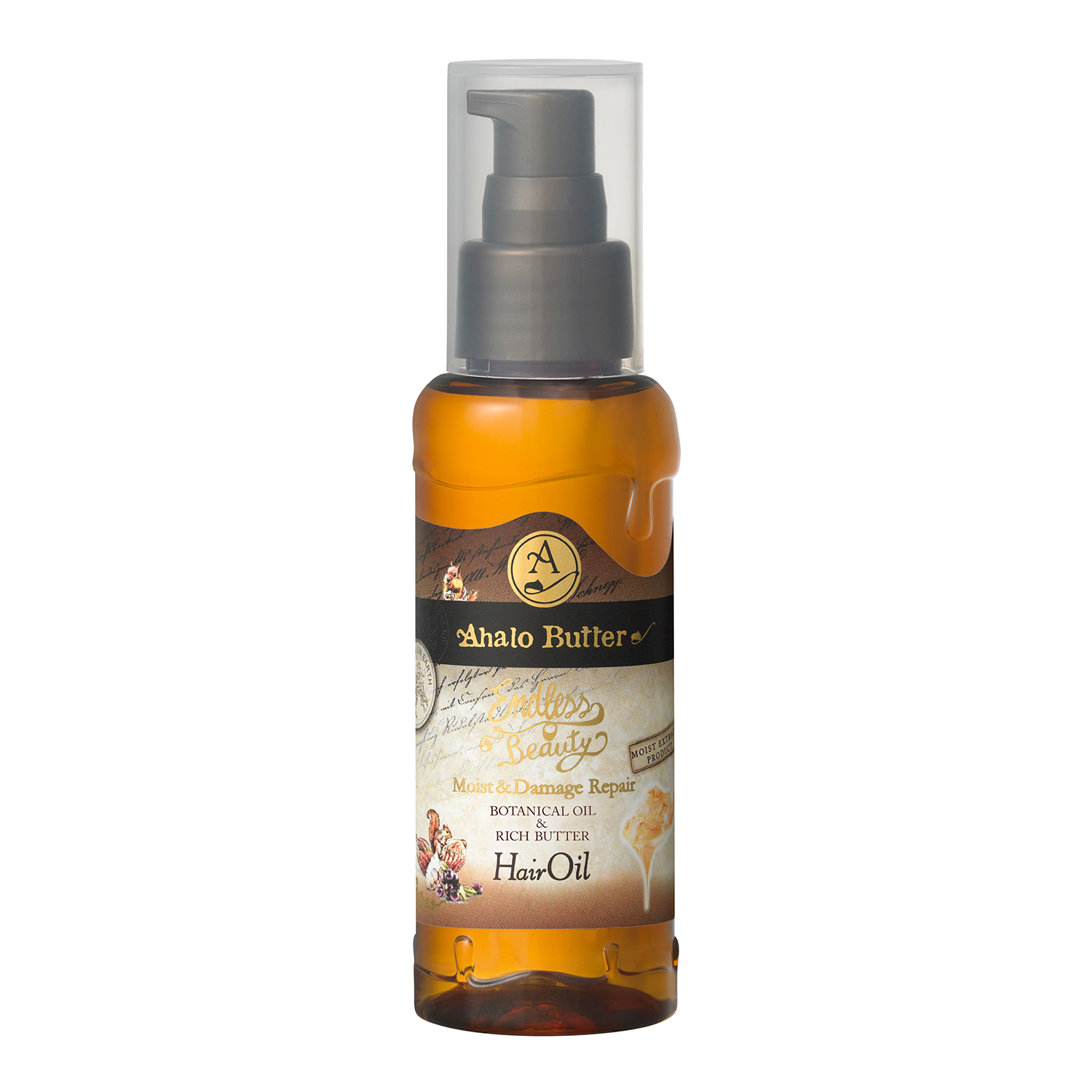 Special, rich hair oil infused with 21 different oils. Delivers hydration and shine without oiliness to improve manageability and enhance smoothness.*Imported from JapanNet Weight: 95 ml / 3.21 oz.