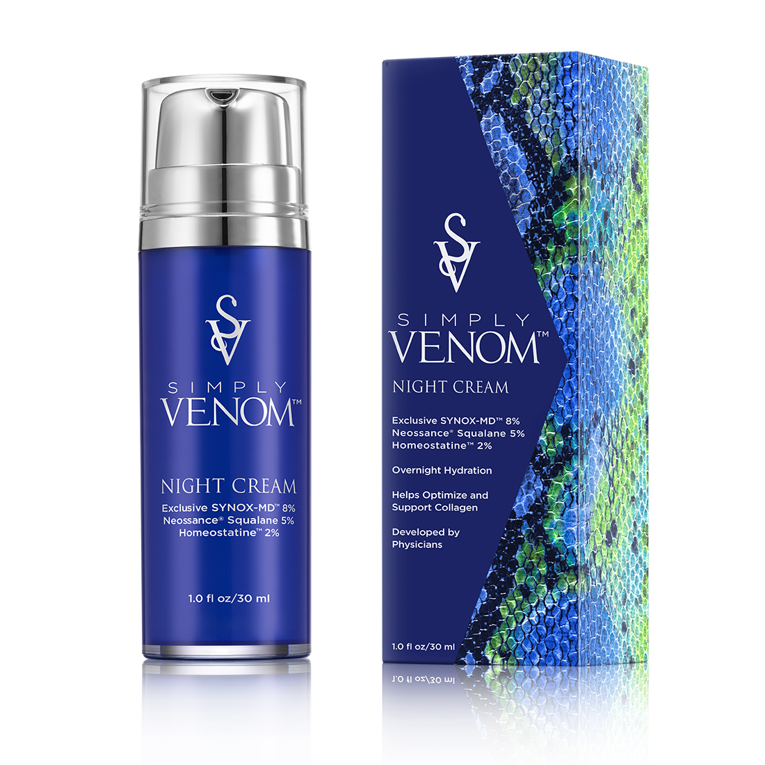 Image of Simply Venom Night Cream