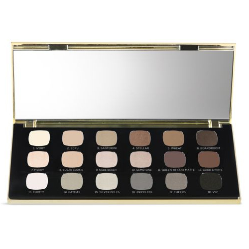 BareMinerals  The Hidden Treasure Limited Edition Holiday Eyeshadow Palette NBRM000684S00