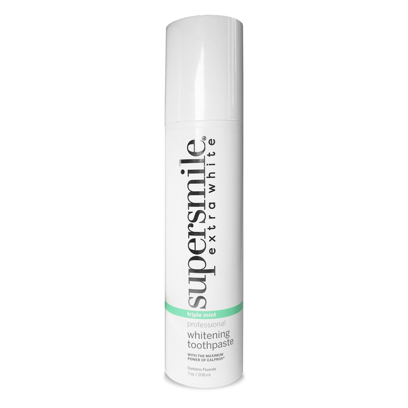 Image of Supersmile Professional Teeth Whitening Toothpaste Triple Mint 7 Oz.