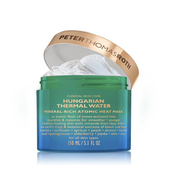 Image of PETER THOMAS ROTH Hungarian Thermal Water MineralRich Atomic Heat Mask