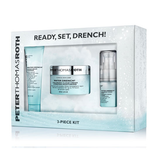 Image of PETER THOMAS ROTH Ready Set Drench 3Piece Kit