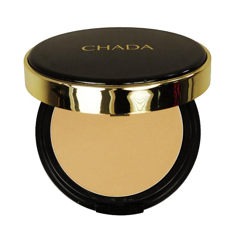 CHADA  Luxury Foundation Powder White CD02