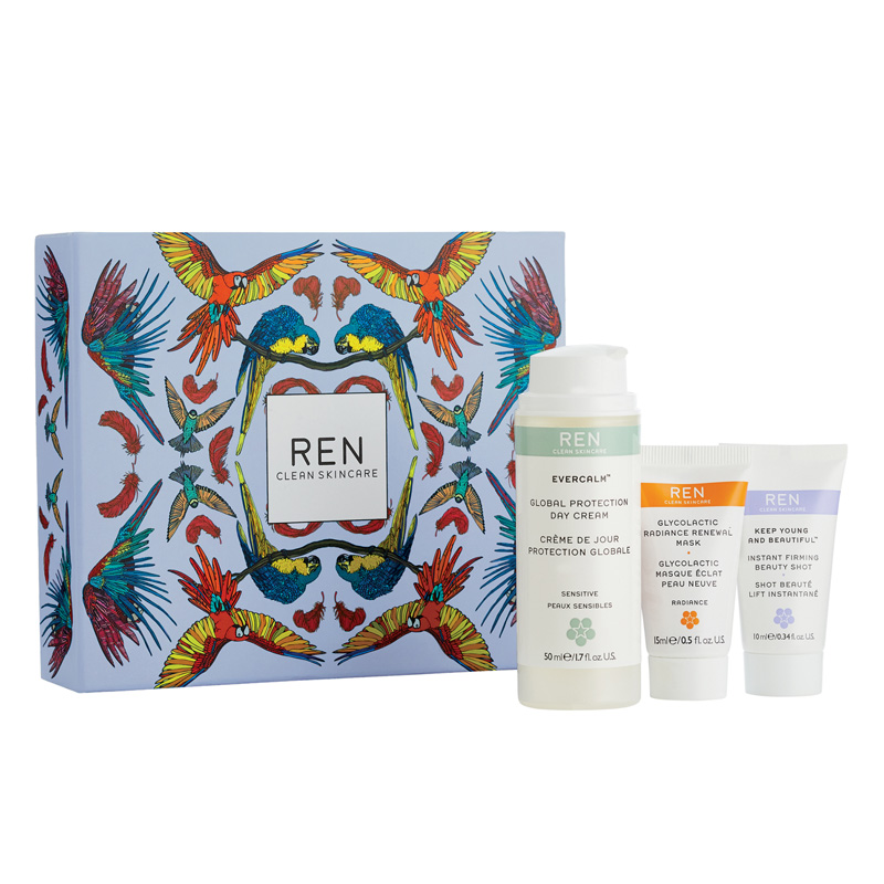 Image of REN All Is Calm All Is Bright Gift Set