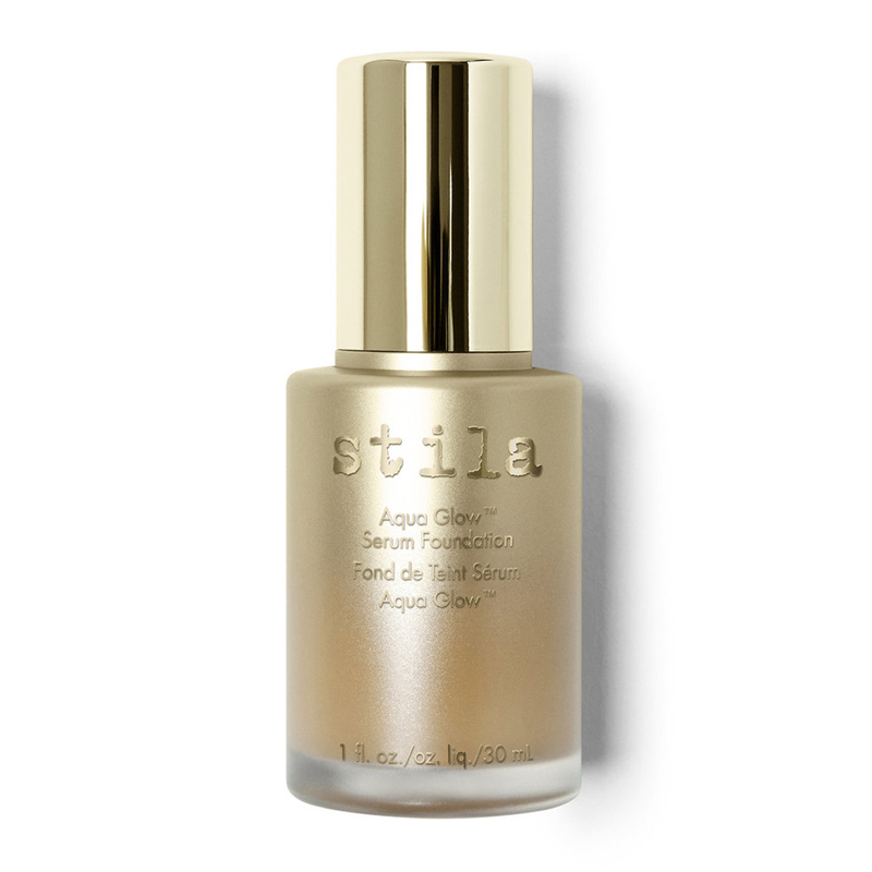 Stila  Aqua Glow Serum Foundation Medium Tan
