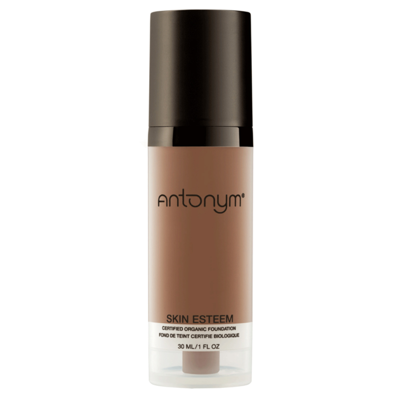 Image of Antonym Skin Esteem Organic Liquid Foundation Dark