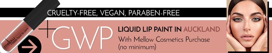 Mellow Cosmetics Gift with Purchase