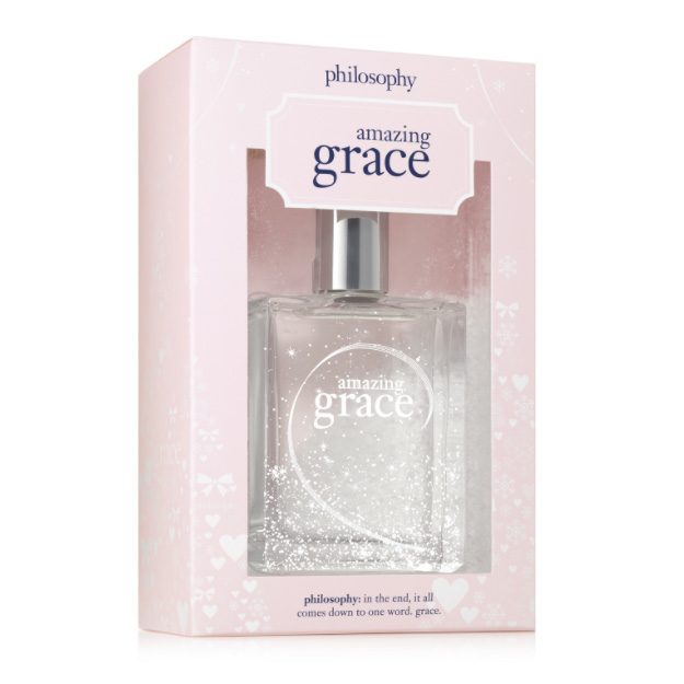 Image of Philosophy Amazing Grace Snow Globe Eau De Toilette Limited Edition