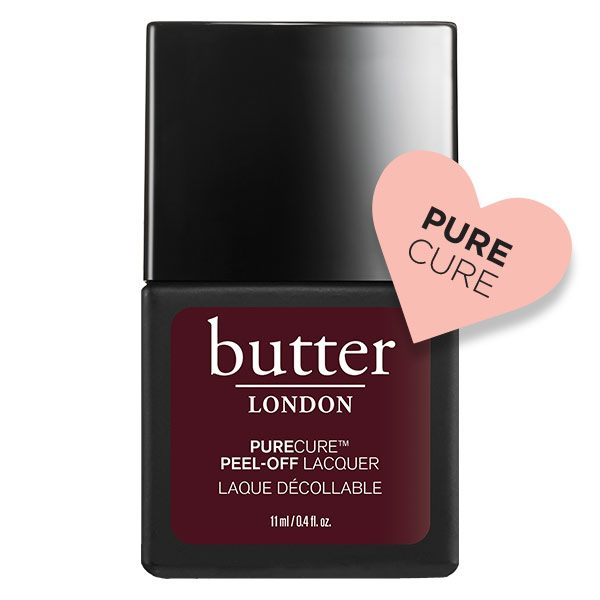 Butter LONDON  Purecure PeelOff Lacquer Jammy