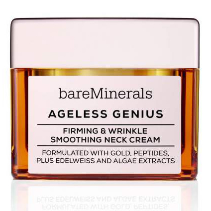 Image of BareMinerals Ageless Genius Firming And Wrinkle Smoothing Neck Cream