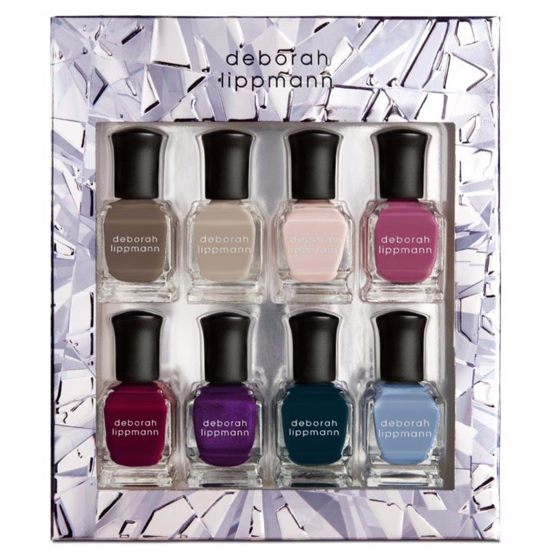 Image of Deborah Lippmann Crystal Prism Nail Polish Set