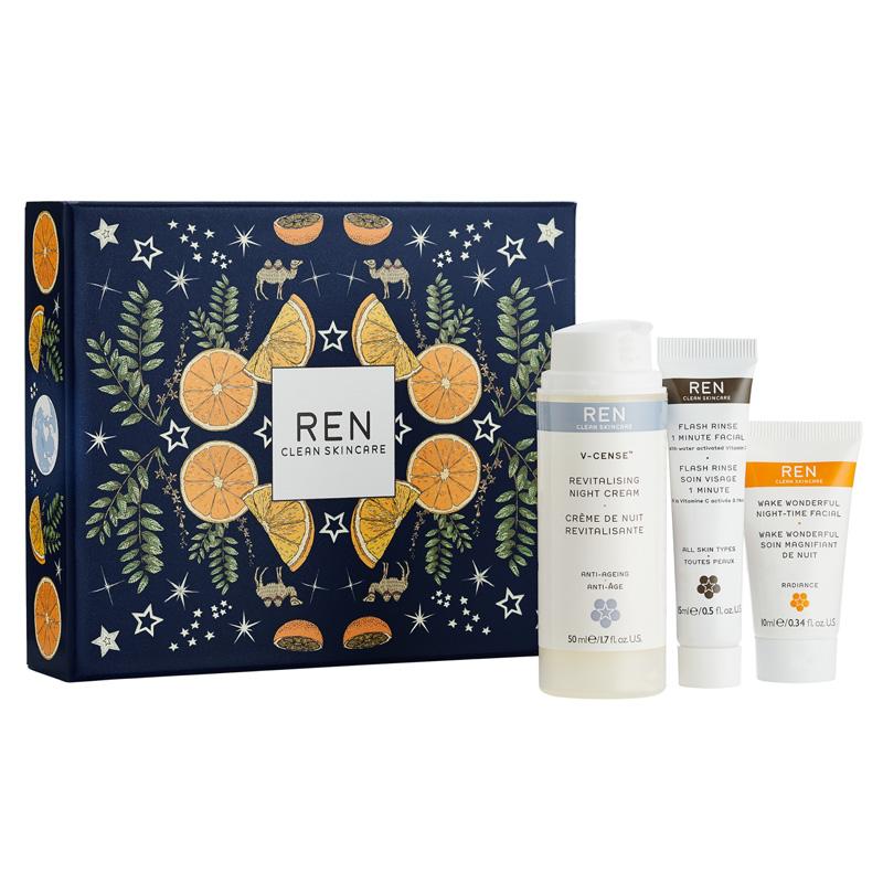 Image of REN Silent Night Wake Wonderful Gift Set