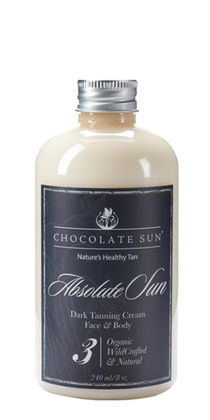Image of Chocolate Sun Absolute Sun Sunless Tanning Face  Body dark Skin Tones