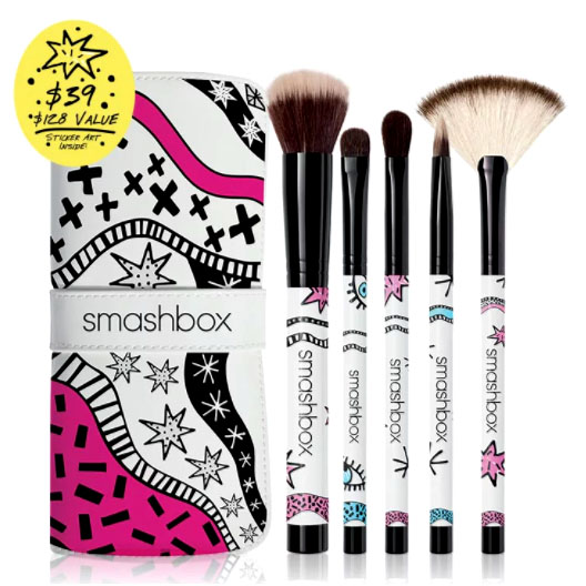 Smashbox  Drawn In Decked Out MultiUse Brush Set NSMH000449S00