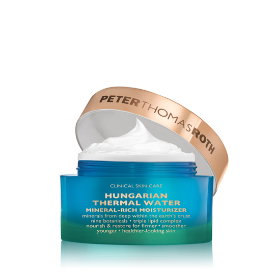 Hungarian Thermal Water MineralRich Moisturizer