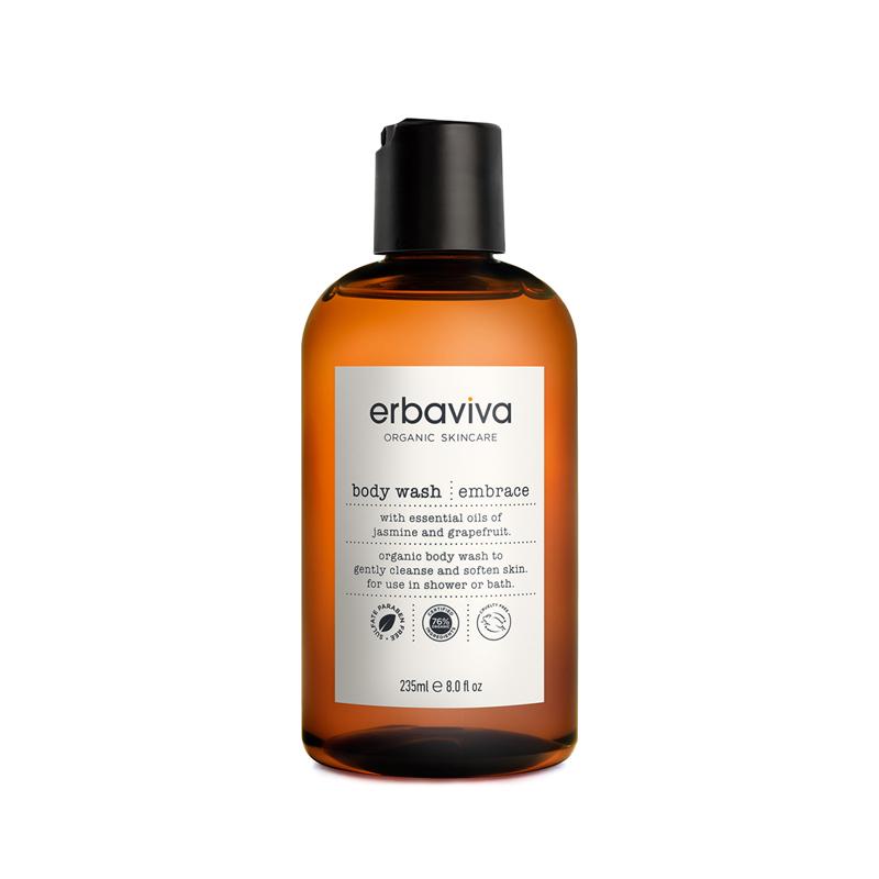 Erbaviva Embrace Body Wash