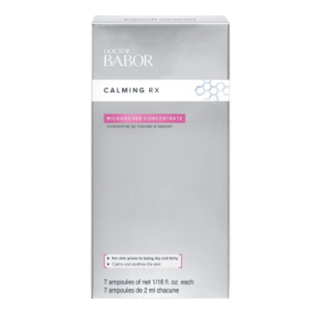 Image of BABOR Doctor Babor Calming Rx Microsilver Concentrate