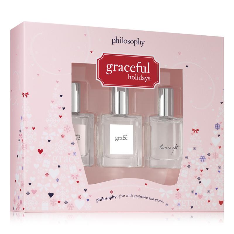 Philosophy  Graceful Holidays Gift Set