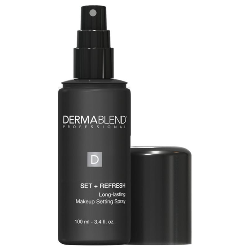 Dermablend Set + Refresh LongLasting Makeup Setting Spray