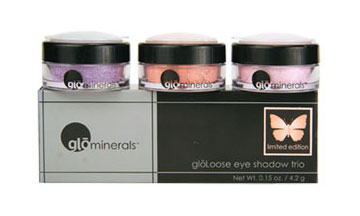 GloMinerals  GloLoose Eye Shadow Butterfly Trio