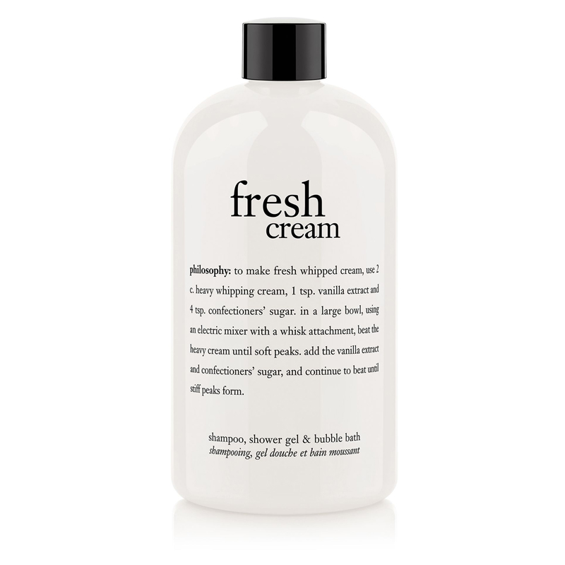 Philosophy  Fresh Cream Shampoo, Shower Gel & Bubble Bath NPHI000529S00