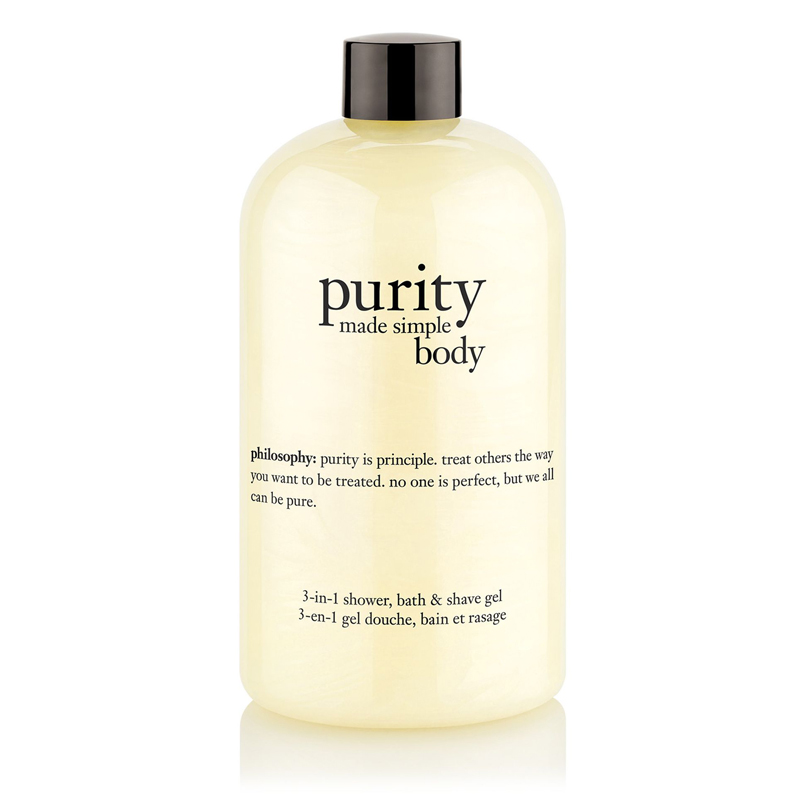 Philosophy Purity Made Simple Body 3In1 Shower, Bath And Shave Gel