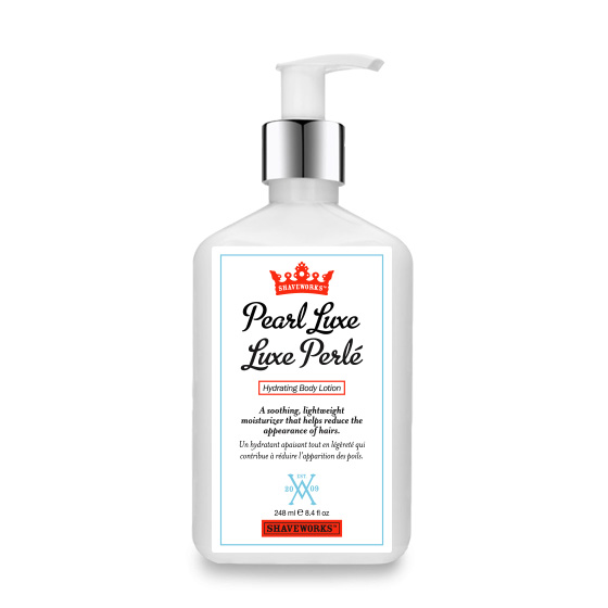 Shaveworks  Pearl Luxe Hydrating Body Lotion NSHW000007S00