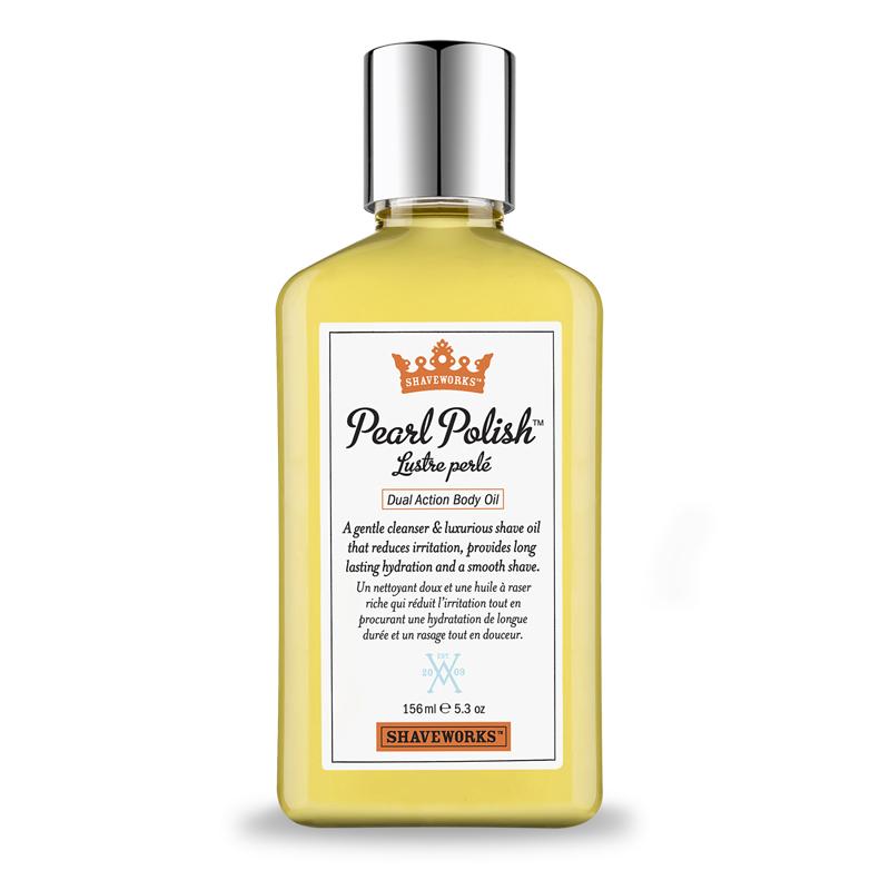 Shaveworks  Pearl Polish NSHW000008S00
